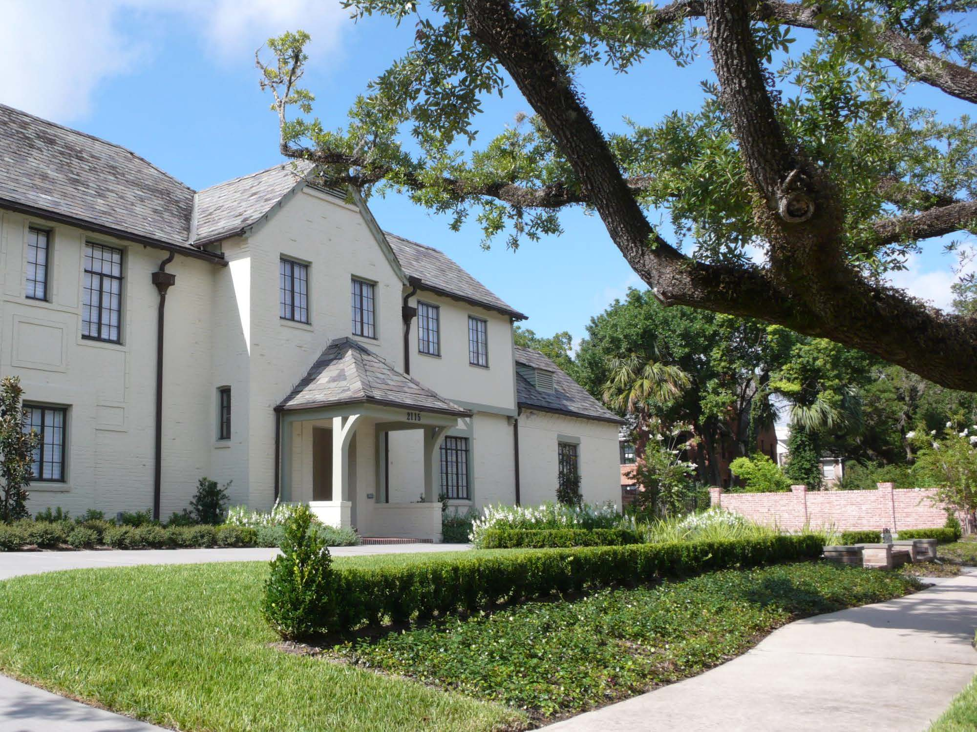 Preservation Houston's Good Brick Award